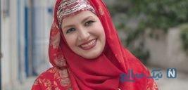 تغییر چهره خاله شادونه در مدتی که ایشان را ندیدیم +عکس