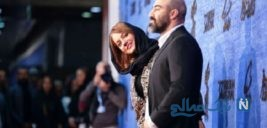 تیزر فیلم قسم و علت سانسور چهره مهناز افشار در این فیلم