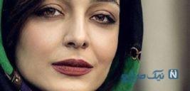 تیپ جدید ساره بیات در جشن تولد منوچهر هادی کارگردان ایرانی