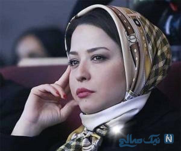 تیپ جدید مهراوه شریفی نیا در تابستان
