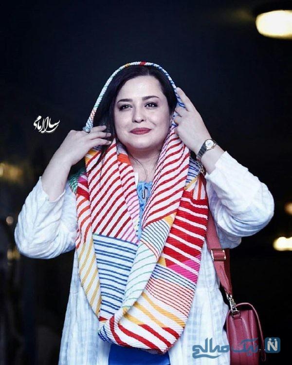 تیپ جدید مهراوه شریفی نیا
