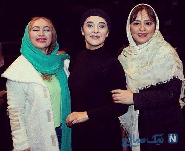 بازیگر زن ایرانی