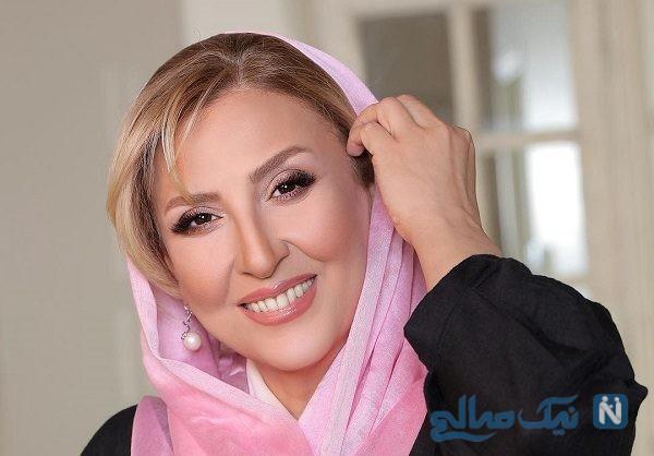 همسر سابق مرجانه گلچین کریم آتشی کارگردان و فیلمنامهنویس + عکس