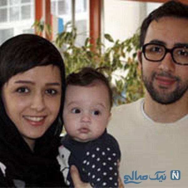 جدایی ترانه علیدوستی از همسرش
