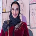 سوگل طهماسبی بازیگر زن چرا از معلم زبانش کتک خورد؟ + فیلم