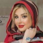 نیوشا ضیغمی بازیگر سینما در حال اهدای خون