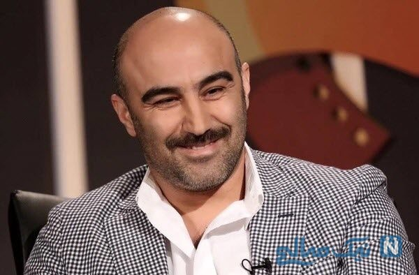 گریم عجیب محسن تنابنده برنامه به خانه برمیگردیم را به اشتباه انداخت!