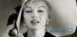 جسد زیباترین زن بازیگر در سردخانه + تصاویر