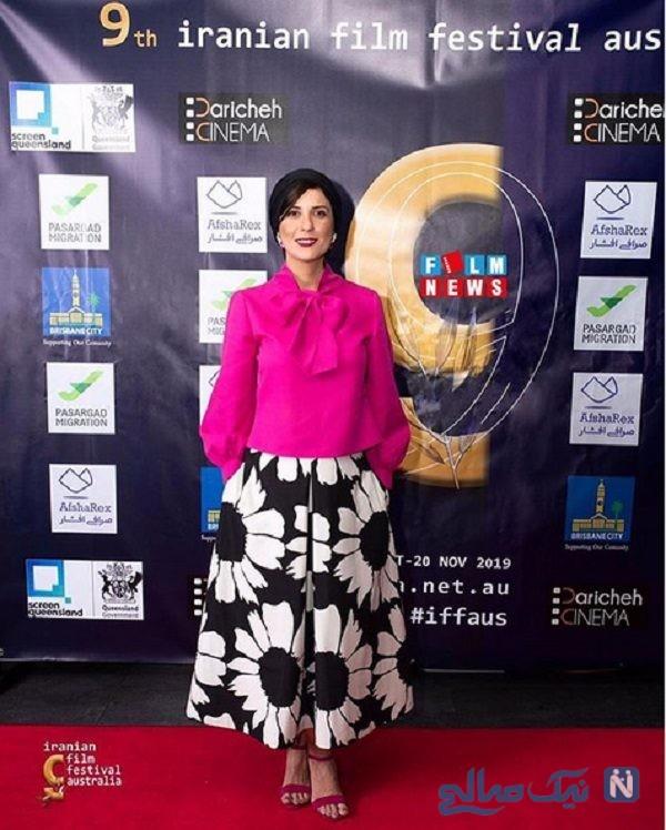 سارا بهرامی در جشنواره فیلم