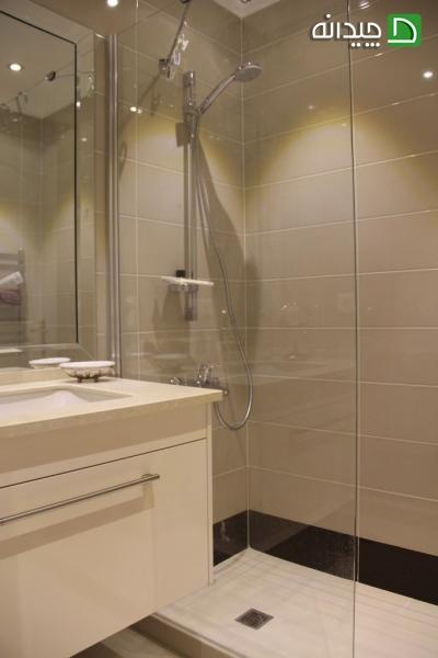 دکوراسیون حمام تان را غرق نور کنید