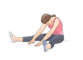 ۶حرکت ورزشی برای درمان کمردرد