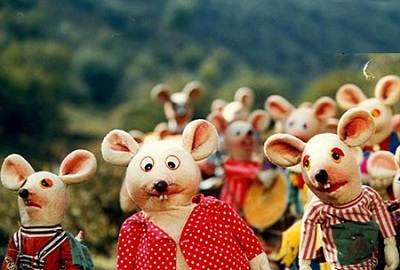 فکر می کنید چند میلیارد برای ساخته شدن شهر کوچک موشها هزینه شده است؟! عکس