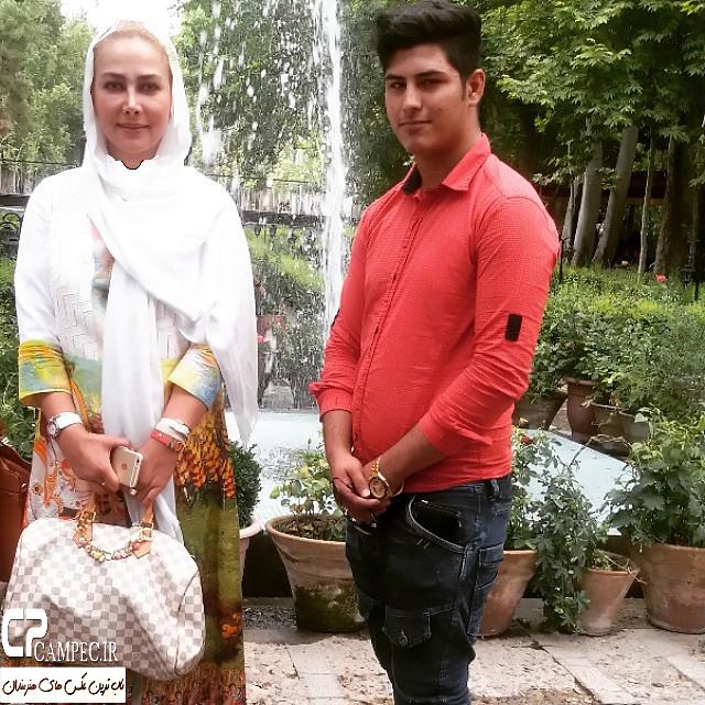 عکس های آنا نعمتی در آخرین اکران فیلم انارهای نارس