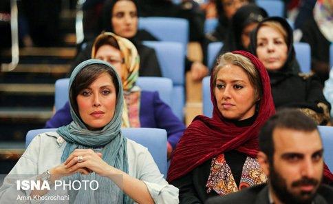بازیگران زن سرشناس در افطاری رئیس جمهور