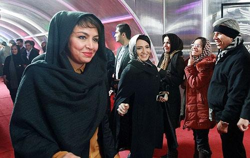 عکس های جواد عزتی و همسرش مه لقا باقری
