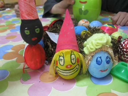 جدیدترین مدلهای تخم مرغ عید