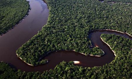 آمازون , یکی از شگفتی های جهان تصاویر
