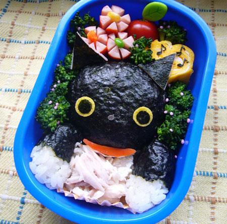 ایده تزیین غذای کودکان تصاویر