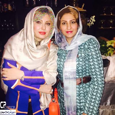 جدید ترین تصویر نیوشا ضیغمی بازیگر سینمای ایران عکس