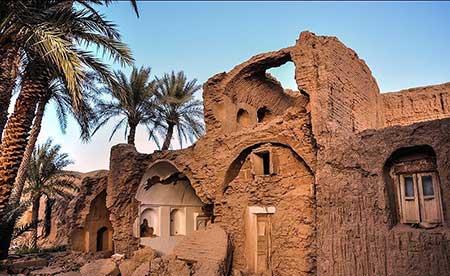 با روستای تاریخی مصر آشنا شوید تصاویر