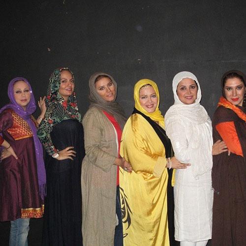 نمایش دورهمی زنان شکسپیر