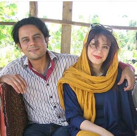 پویا امینی و رحیم نوروزی در کنار همسران خود تصاویر