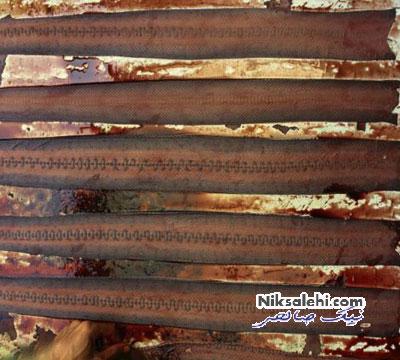 مراحل تهیه پوست مار برای ساخت کیف وکفش پوست ماری