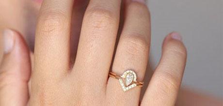 زیبایی این حلقه ها را با کلمات نمی توان توصیف کرد تصاویر