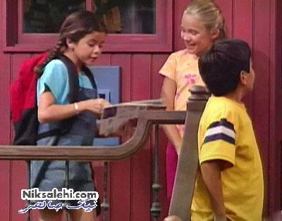 اولین نقش تلویزیونی سلنا گومز در سن 9 سالگی