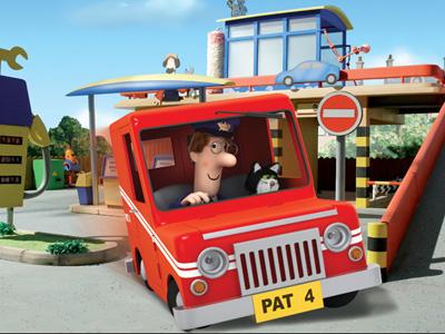صداپیشه انیمیشن جالب «پت پستچی» درگذشت! تصاویر