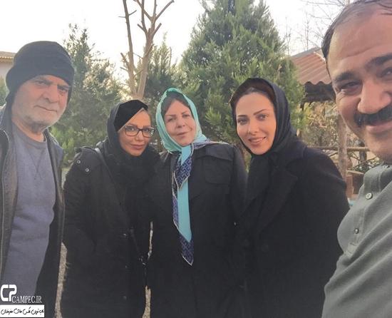عکس های زیبا و جدید لیلا اوتادی در دی ماه