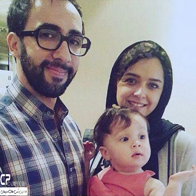 بازیگران ایرانی به همراه همسرانشان تصاویر
