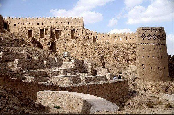 فورگ یکی از زیباترین و تاریخیترین روستاهای ایران