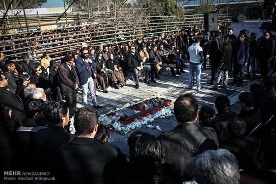 گرامیداشت چهلمین روز درگذشت مرتضی پاشایی