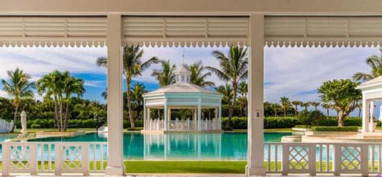 دکوراسیون خانه بسیار زیبا و مجلل سلین دیون، خواننده ی مشهور کانادایی تصاویر