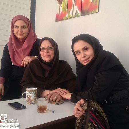 دو مجری زن مشهور صدا و سیمای ایران عکس
