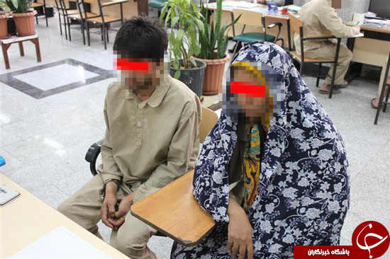 مرد و زن افغان پیمانکاری را در قم بخاطر پیشنهاد ازدواج به آتش کشیدند