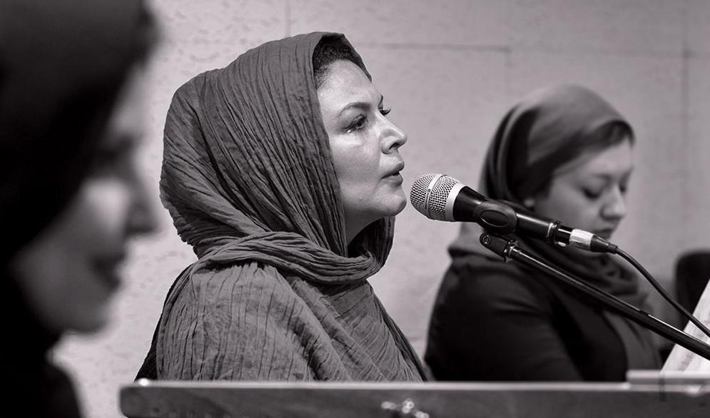 عکس های جدید شهره سلطانی در تمرین کنسرتش