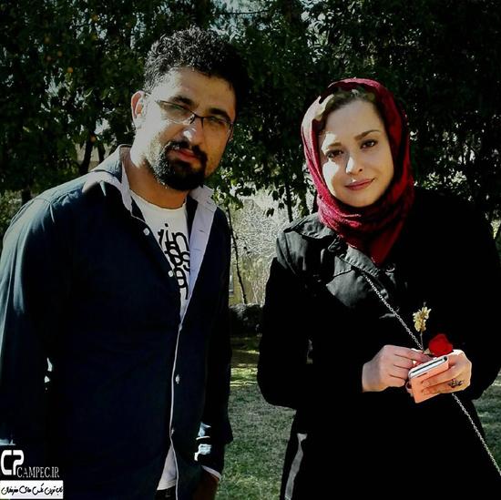 عکس های جدید مهراوه شریفی نیا بازیگر سریال کمیا در شیراز