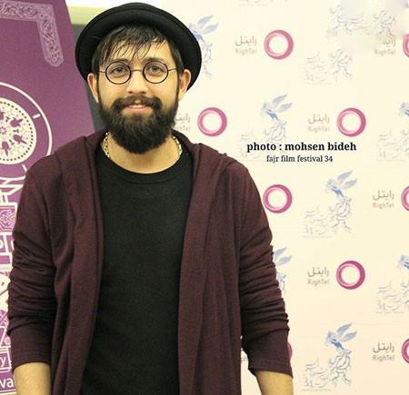 تیپ های متفاوت محسن افشانی در جشنواره فجر تصاویر