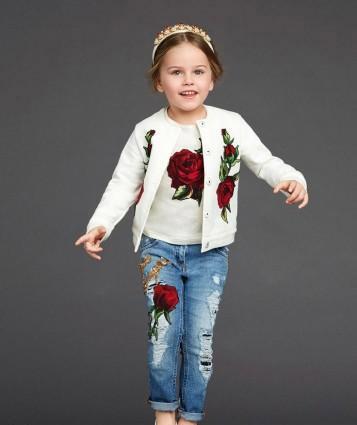 جدیدترین مدل لباس بچگانه سال جدید  تصاویر