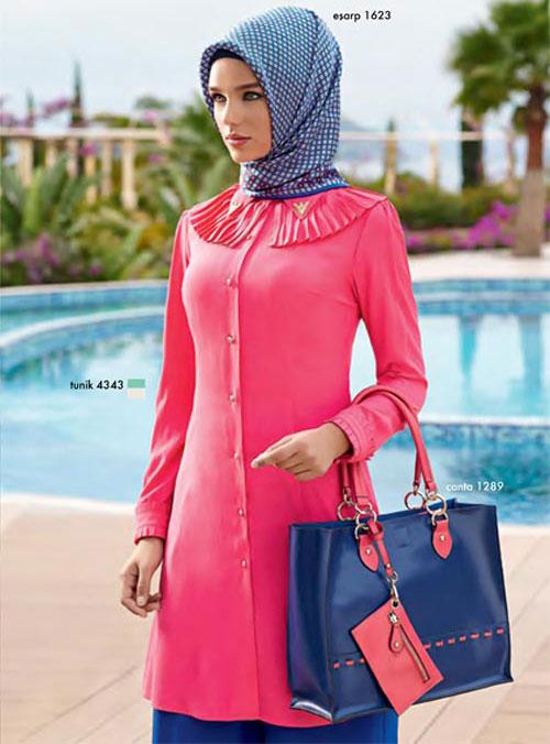 زیباترین و جدیدترین مدل مانتوهای لبنانی  تصاویر