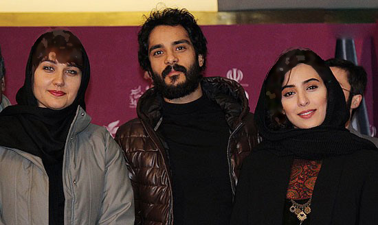 تیپ گلوریا هاردی بازیگر سریال کیمیا در کاخ جشنواره تصاویر
