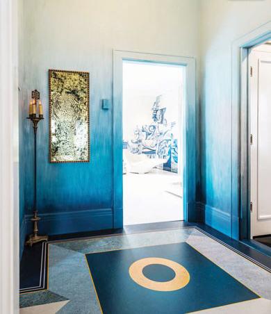 ورودی خانه خود را اینگونه رویایی و منحصر به فرد کنید