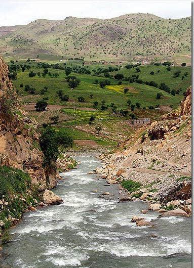 روستای پالنگان؛ از زیباترین روستاهای پله کانی تصاویر