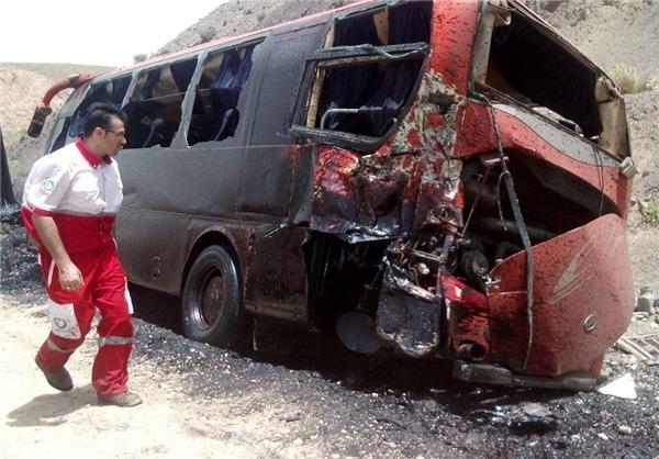 حادثه دلخراش در مسیر جاده فیروزکوه