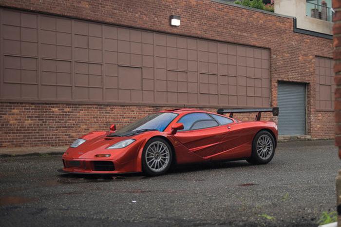 راتنرین خودروها درحراجی های بزرگ جهان تصاویر