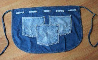 ایده هایی جالب برای جین های قدیمی