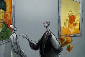 کاریکاتورهایی جالب واقعیت تلخ
