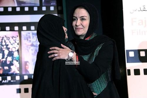 مریلا زارعی این بار در اختتامیه جشنواره فیلم فجر در مشهد